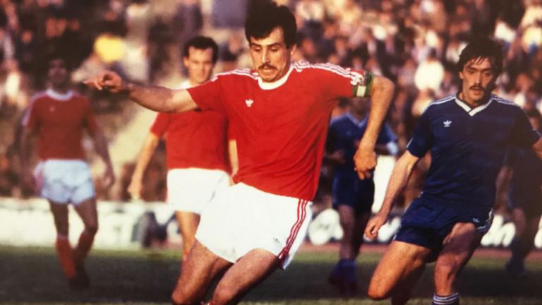 В деня на шегата, през далечната вече 1989 година, ЦСКА