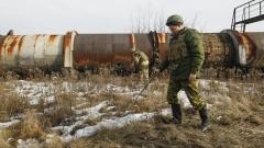 Броят на жертвите и ранените от противопехотни мини - най-висок от 10 години насам