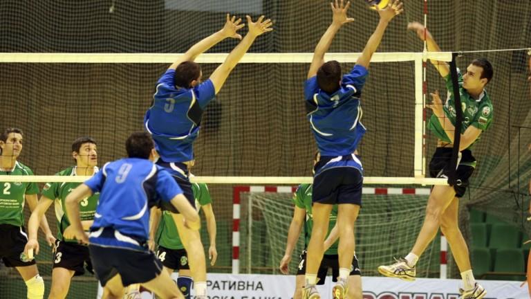 Дунав обърна Пирин в мач от четвъртия кръг на волейболната Суперлига