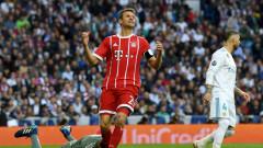 Томас Мюлер подкрепи Левандовски: Не е честно, когато се напада един играч
