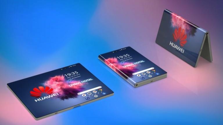 Снимка: Сгъваемият 5G смартфон на Huawei вероятно ще бъде представен този месец