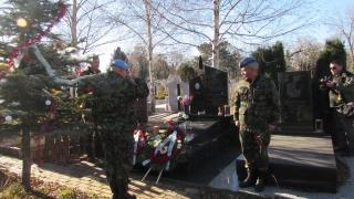 С минута мълчание ветерани и близки почетоха паметта на жертвите ни в Кербала