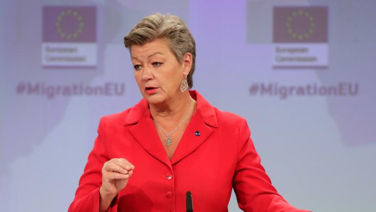 ЕК призова за повече депортация - работи на 30%, а във Франция едва на 13%