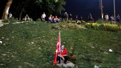 """Турският премиер нарече грозен площад """"Таксим"""""""