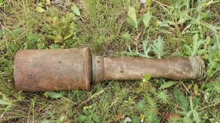 Военни унищожиха ръчна граната, открита в Сатовча