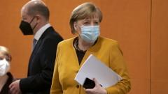 Меркел призна: Допуснах грешка, отменяме блокадата по Великден