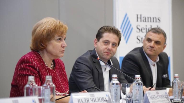 Менда Стоянова: Бюджет 2018 е най-добрият от началото на кризата