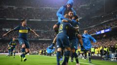 Мач на Бока Хуниорс беше отложен заради кончината на Марадона
