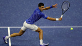Новак Джокович започна с лесна победа на US Open