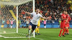 Звездите на Англия отново вкараха 5 гола, този път в Подгорица!