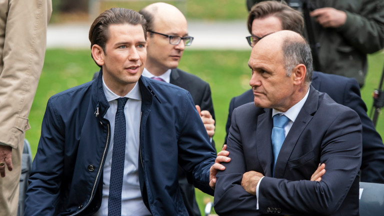 Вот на недоверие срещу правителството на Австрия в понеделник