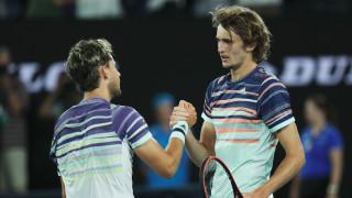 Александър Зверев може да е играл полуфинал на Australian Open с коронавирус