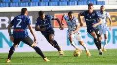 Аталанта и Интер не решиха спора помежду си след 1:1 в Бергамо