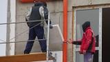 Срути се топлоизолацията на бургаско училище