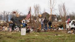 Седем торнада удариха Алабама, има жертви