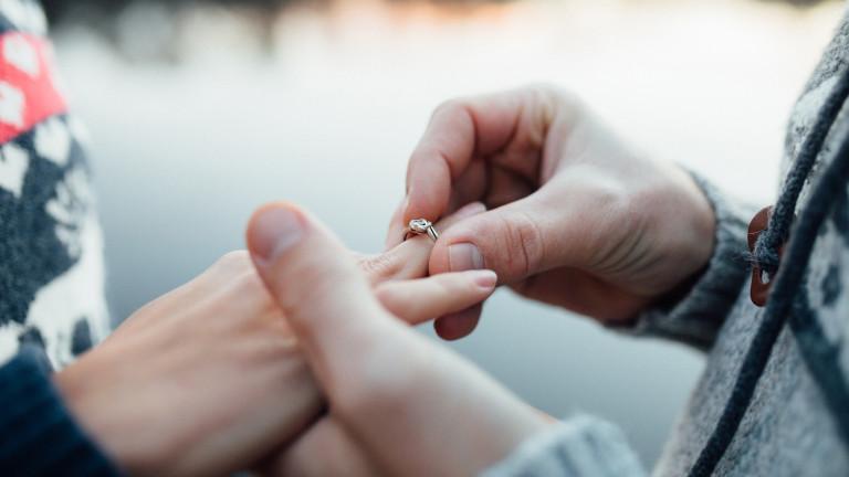 Страните с най-неуспешни бракове по света