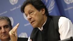 Премиерът на Пакистан вбеси Индия, обеща да присъедини част от спорния Кашмир