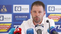 Йончо Арсов: За Левски е много важно да има дублиращ отбор