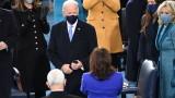 Джо Байдън положи клетва като президент: Ще напишем история на надеждата, на достойнството