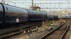 Високоскоростен влак дерайлира до Марсилия