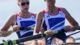 Великобритания с първи златен медал