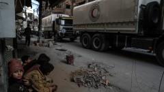 2017-та е най-смъртоносната година за децата в сирийската война