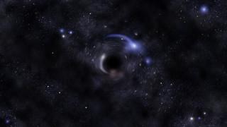 Деветата планета в Слънчевата система може и да е малка черна дупка