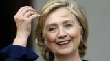 Хилари Клинтън с тумор на мозъка?