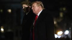 Тръмп с рекорден рейтинг на одобрение от 3 г.