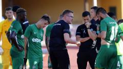 Дамбраускас: Очакваме с нетърпение първия мач от Шампионската лига