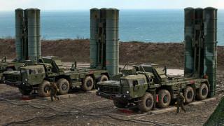 Турция вече получава втората партида S-400 от Русия