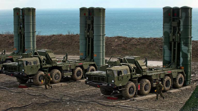 И Ирак купува зенитно-ракетни комплекси С-400 от Русия