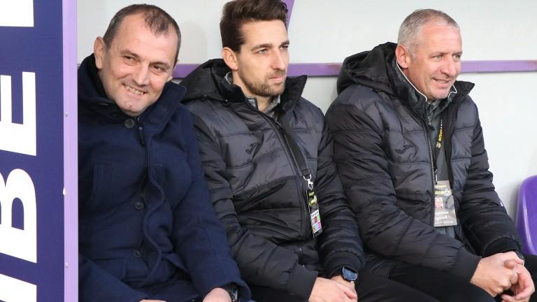 Познато име преговаря за треньорския пост в Славия