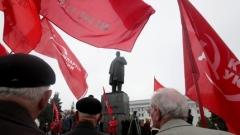 На протест комунистите в Москва поискаха оставката на правителството