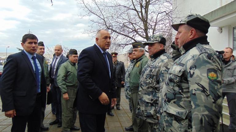 """Навсякъде стават убийства, нали гледате """"От местопрестъплението"""", контрира Борисов"""