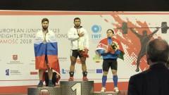 Изпращаме трима национали на Световното първенство по вдигане на тежести за кадети в Лас Вегас