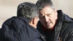 Любослав Пенев налага в ЦСКА схемата от Литекс