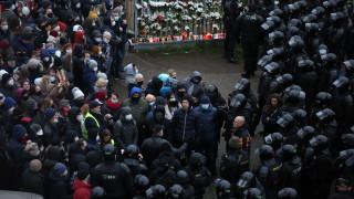Над 1100 души са задържани на протестите в Беларус