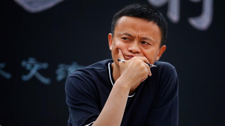 Как харчи парите си най-богатият китаец