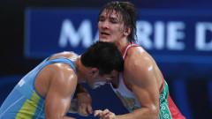 Даниел Александров на 1/2-финал в категория до 82 килограма