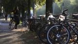 Мюнхен – градът на велосипедите