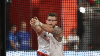 Павел Файдек с четвърти златен медал в хвърлянето на чук