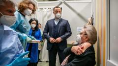 Германия обеща да имунизира 20% от населението до началото на май