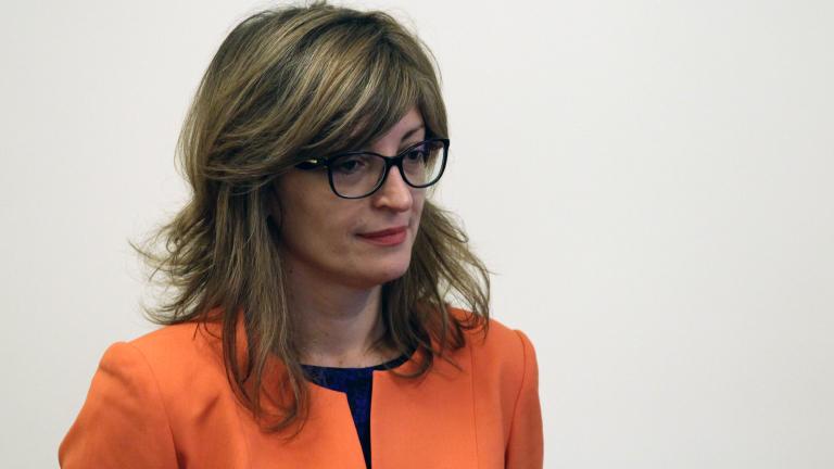 Мария Габриел е най-силната кандидатура, убеждава вицето Захариева