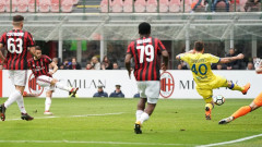 Милан се скъса да пропуска, но все пак победи Киево (ВИДЕО)