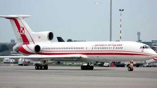 Пилотът на Качински не е принуждаван да кацне