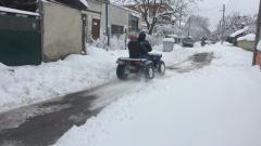 """140 души са потърсили помощ в """"Пирогов"""" заради снега"""