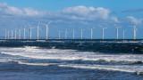 Вятърни турбини като небостъргачи: Най-големият офшрен парк в света ще стува над $10 млрд.