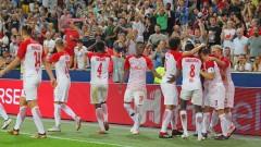 В Ливърпул харесаха футболист на Залцбург след битката в Шампионската лига