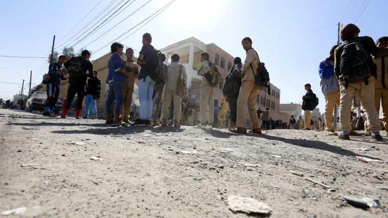 100 000 са жертвите на войната в Йемен